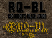 Boutique officiel Red Queen's Black Legion